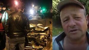 Ayvalıkta otomobille çarpışan motosikletin sürücüsü öldü
