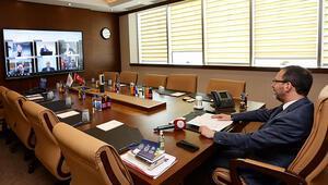 Bakan Kasapoğlundan federasyon başkanlarına corona virüsü uyarısı