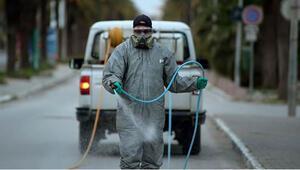 Irak ve Tunusta koronavirüs kaynaklı can kayıpları artıyor