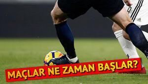 Ligler ne zaman başlayacak Süper Lig başlama tarihi belli mi
