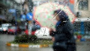 Hava nasıl olacak İstanbula yağmur yağacak mı 3 Nisan il il hava durumu