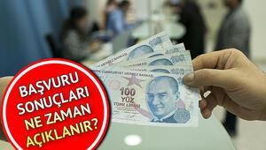 Ziraat Bankası Vakıfbank ve Halkbankın 6 ay ertelemeli ihtiyaç kredisi başvuruları devam ediyor Temel ihtiyaç kredisi başvuru sonuçları ne zaman açıklanır