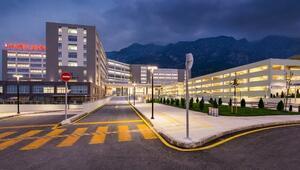 Manisa Şehir Hastanesi Avrupa ve Amerikaya da şifa olacak