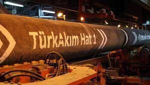 TürkAkımdan Avrupaya ilk çeyrekte 1,3 milyar metreküp gaz aktı