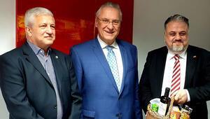 Bavyera İçişleri Bakanı'ndan, Türk toplumuna teşekkür mektubu