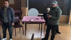 Fatih ve Sultanbeylide koronavirüs tedbirlerine uymayan kahvehanelere ceza kesildi