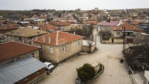 Konyadaki taş evler görenleri tarihte yolculuğa çıkarıyor