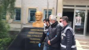 Gazeteci Hakan Aygün Bodrumda gözaltına alındı