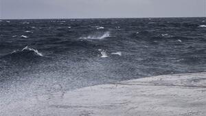 Son dakika haberler... Meteoroloji uyardı: Marmara Denizi ile Batı Karadeniz'de kuvvetli fırtına bekleniyor