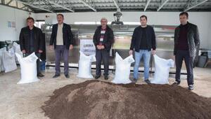 Nilüfer Belediyesi'nden çiftçilere kompost gübre desteği