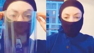 Akasya Asıltürkmenden farklı maskeler