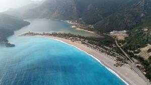 Türkiyenin cennet köşesi en sessiz günlerini yaşıyor