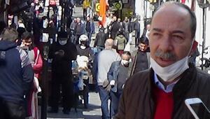 Kalabalığı gören Belediye Başkanı isyan etti: Allah aşkına evden çıkmayın