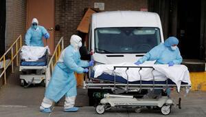 New Yorkta Kovid-19 vaka sayısı 100 bini geçti, yaklaşık 3 bin kişi öldü