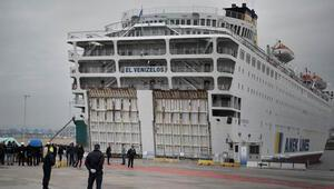 Son dakika haberi: Yunanistanda demirli gemideki 65 Türk yolcunun koronavirüs testi açıklandı