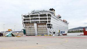 Gemideki  65 Türk'te  koronavirüs çıktı