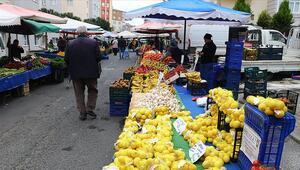 Pazarlar kapatılacak mı İşte semt pazarlarda alınan yeni önlemler