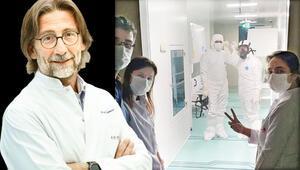 'Tedavi ve aşı için içerideyiz'