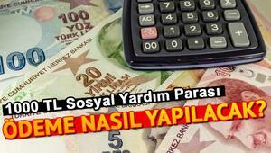 1000 TL sosyal yardım parası nasıl alınacak Sosyal yardım desteği kimleri kapsıyor