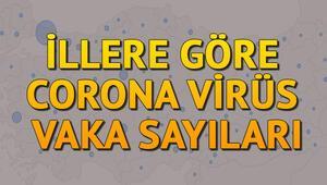 Türkiye haritası corona virüs 4 Nisan son durum: İllere göre koronavirüs vaka sayıları İstanbul, Ankara, İzmir
