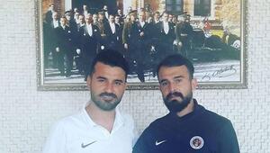 Menemenspor'da yuvaya dönen Rıdvan Koçak vazgeçilmezler arasına girdi
