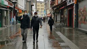 İstanbulda sokağa çıkma oranı düştü