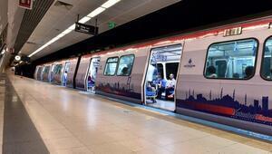 6 Nisan'dan itibaren Metro seferleri 21.00'e kadar yapılacak
