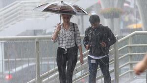 Son dakika... Meteorolojiden kuvvetli yağış ve fırtına uyarısı