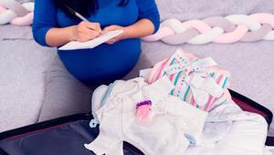 Bebek için hazırlanan hastane çantasında neler olmalı