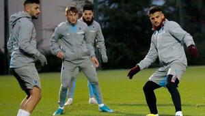Trabzonspor gruplar halinde çalışmaya başlıyor