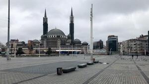 İstanbul'da bugün… Hayalet kente büründü