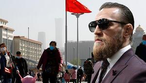 Conor McGregor, corona virüs (koronavirüs) için Çini suçladı İnsanlık dışı...