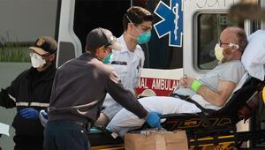 Son dakika... ABDde korkunç bilanço Corona virüs kaynaklı bir günde en yüksek ölüm sayısı...