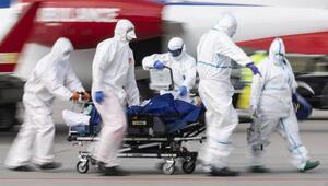 Almanyada Kovid-19 nedeniyle ölenlerin sayısı 1500ü geçti
