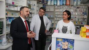 Başkan Ercan'dan eczane önerisi