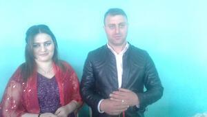 Almaya gittikleri gelinle Azerbaycanda mahsur kaldılar Corona Virüs mutluluğuma engel oldu