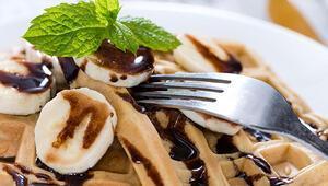 Waffleın müdavimleri burada buluşuyor İşte ev yapımı waffle tarifi