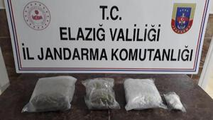 Elazığda uyuşturucu operasyonu: 2 gözaltı