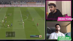 Ozan Tufan ile Furkan Korkmaz, FIFA 20de kozlarını paylaştı Dostluk kazandı...