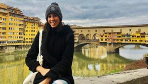 İtalyadaki Corona virüsü salgını voleybolcu İrem Çoru da etkiledi