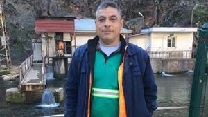 Belediye işçisi evinde ölü bulundu