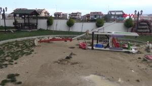 İstanbul da şiddetli fırtına etkili oluyor