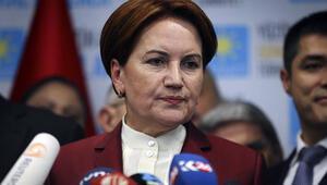 Meral Akşener'in sağlık durumu ile ilgili İYİ Parti'den açıklama geldi