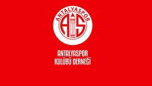 Antalyaspordan hafriyat geliri açıklaması