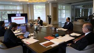 Son dakika haberler: Cumhurbaşkanlığı Kabinesi toplandı