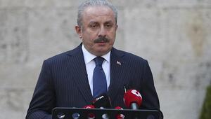 TBMM Başkanı Mustafa Şentopdan 23 Nisan çağrısı