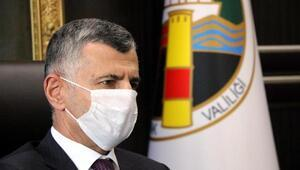 Zonguldakta ilçeler arası geçişler de yasaklandı
