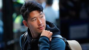 Tottenhamda Heung-Min Son asker oluyor