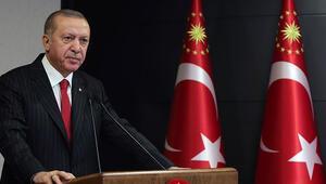 Cumhurbaşkanı Erdoğan, Kabine Toplantısının ardından basın toplantısı düzenledi
