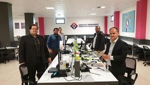 Antalya Teknokentte solunum cihazı çoklayıcısı prototipi üretildi